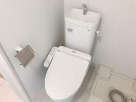 アルデア鷺宮 105号室のトイレ