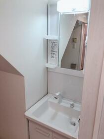 アルデア鷺宮 105号室の洗面所
