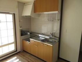 ウインディアN7 21号室のキッチン