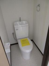 ウインディアN7 21号室のトイレ