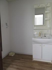 ウインディアN7 21号室の洗面所