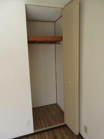 ウインディアN7 21号室の収納