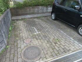 ウインディアN7 21号室の駐車場