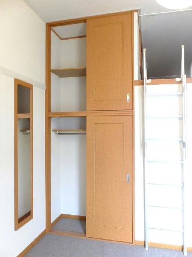 レオパレスユズ 302号室のキッチン