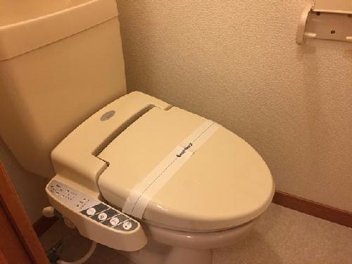 レオパレスみなみ 202号室のトイレ