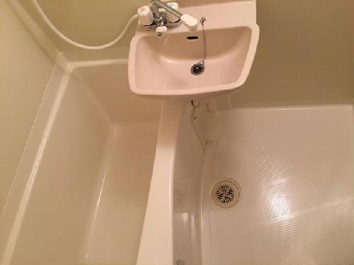 レオパレスみなみ 202号室の風呂