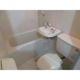 豊町中央コーポ 0203号室の風呂