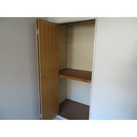 豊町中央コーポ 0203号室の収納