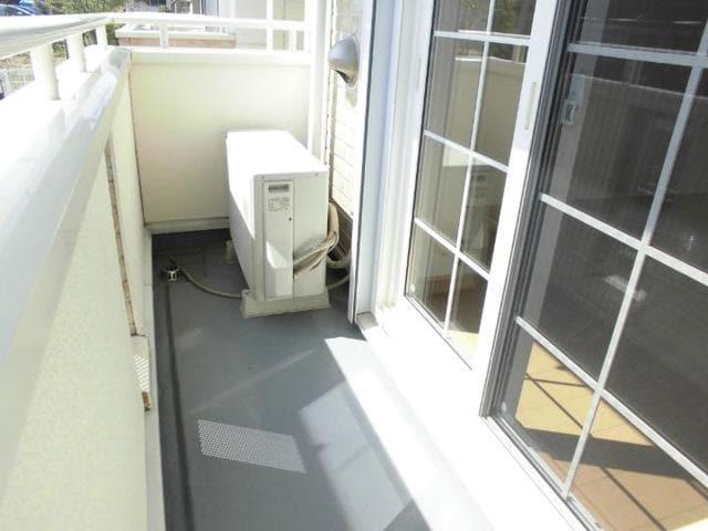 サン・ジェルメ 01020号室のバルコニー