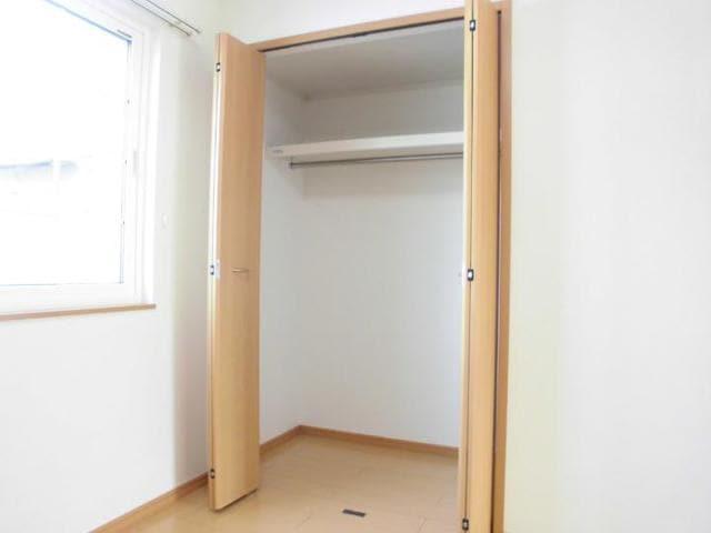 サン・ジェルメ 01020号室の収納