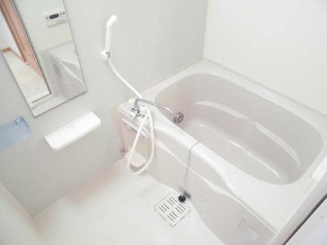 サン・ジェルメ 01020号室の風呂