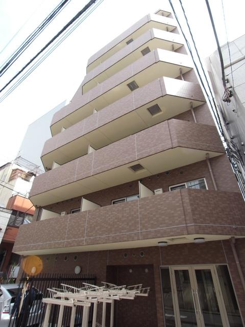 リブリ・Ueno Buildの外観
