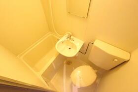 フォーレ馬橋 205号室の風呂