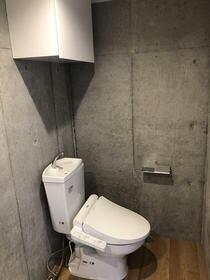 ラシクラス板橋 302号室のトイレ