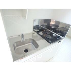 リカーサ浜田山 105号室のキッチン