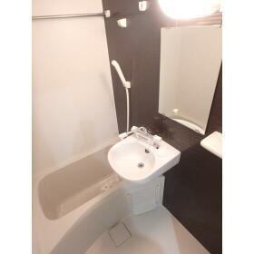 リカーサ浜田山 105号室の風呂