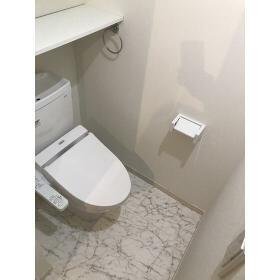 リカーサ浜田山 105号室のトイレ