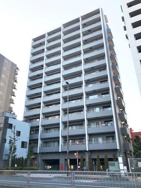 パークホームズ隅田桜橋の外観