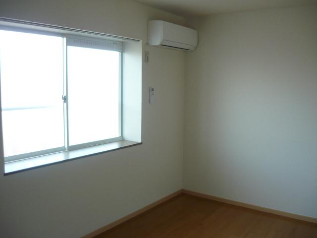 レイクシティA 02020号室のベッドルーム