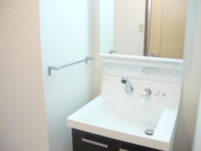 レイクシティA 02020号室の洗面所