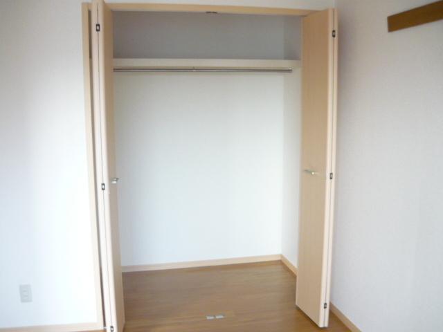 レイクシティA 02020号室の収納