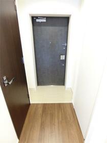ディアレイシャス東京サウスパレス 217号室の玄関