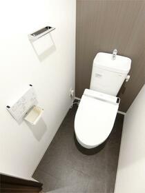 ディアレイシャス東京サウスパレス 217号室のトイレ