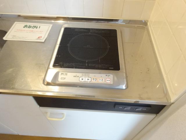 サンライト西京極 04040号室のキッチン