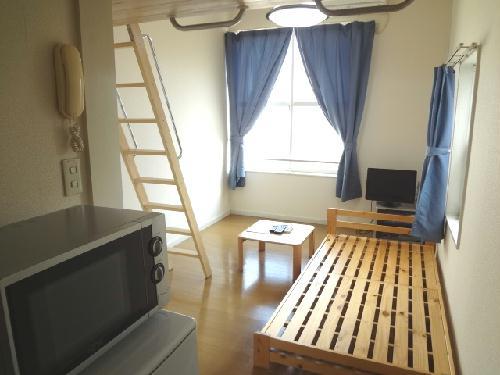 レオパレス土古第2 201号室のキッチン