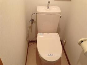リヴィエール船堀 207号室のトイレ