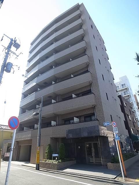 ラッフィナート羽田の外観