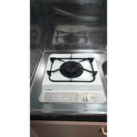 ダイヤモンドレジデンス西日暮里第三 0302号室のキッチン