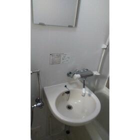 ダイヤモンドレジデンス西日暮里第三 0302号室の洗面所