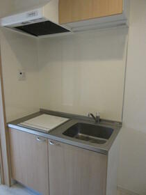 東大井CasaShige S-5号室のキッチン