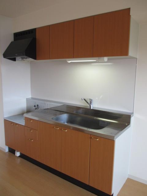 グランストーク北島 201号室のキッチン
