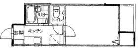 クラウン曳舟・202号室の間取り