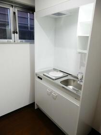 第12新井ビル 00101号室のキッチン