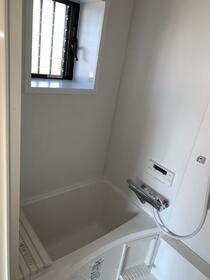 川口コーポ 201号室の風呂