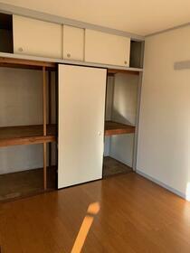 川口コーポ 201号室の収納
