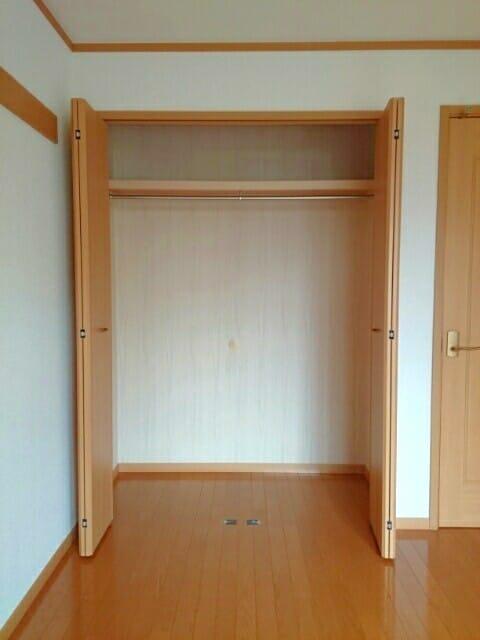 シンフォニア 01010号室のバルコニー