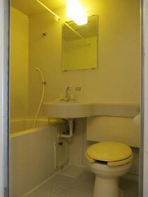 パステルメゾンⅡ 105号室の風呂