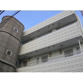 アロー湘南 202号室の外観