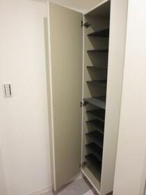 永野マンションⅠ 304号室の収納