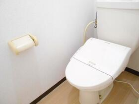 メゾン・ロッシュ 204号室の洗面所