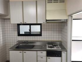 中銀門前仲町マンシオン 504号室のキッチン