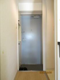 サーカス蒲田 301号室の玄関