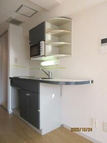 サーカス蒲田 301号室のキッチン