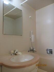 サーカス蒲田 301号室の洗面所