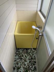 ベルモント保土ヶ谷 209号室の風呂
