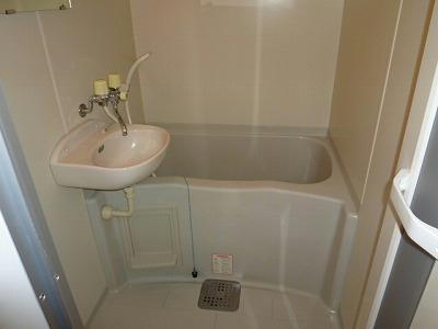 レオパレス洸Ⅰ 207号室の風呂